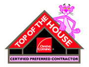 Top of the House - Owens Corning - ProTech Restoration