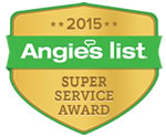 Angie's List Super Service Award - ProTech Restoration