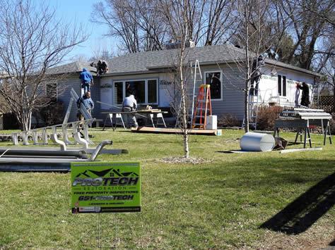 Siding Pro Tech Restoration Inc